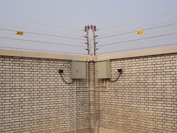 启东电子围栏安装