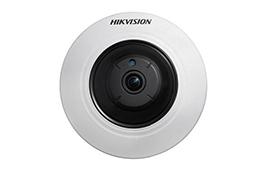 400万半球全景监控摄像机