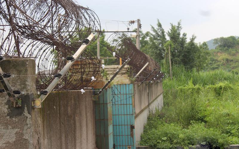 海安电子围栏安装