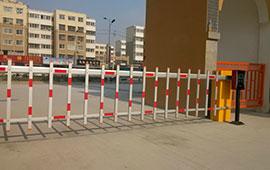 南通永祥佳苑小区蓝牙停车场系统