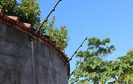 启东乌龟养殖厂电子围栏安装