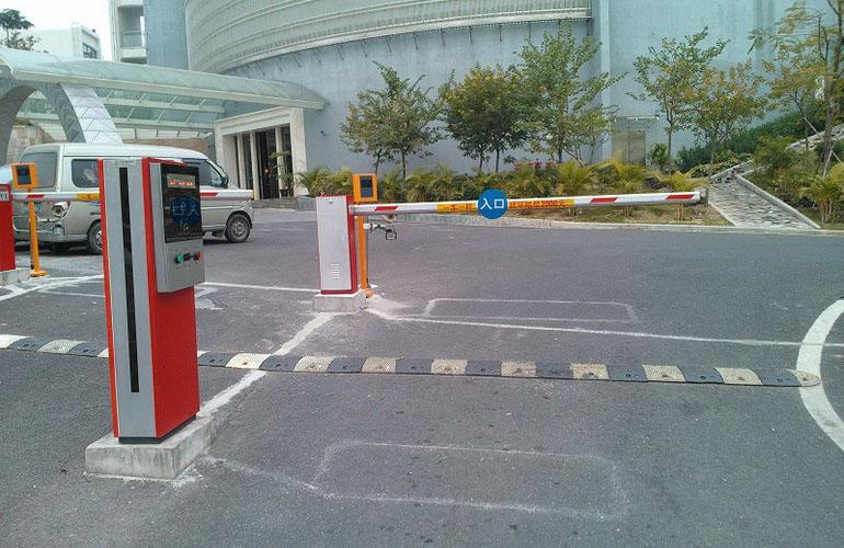 如皋停车场管理系统
