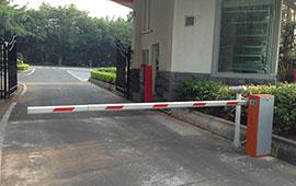 海门纯美世家停车场管理系统