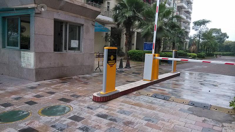 启东停车场系统