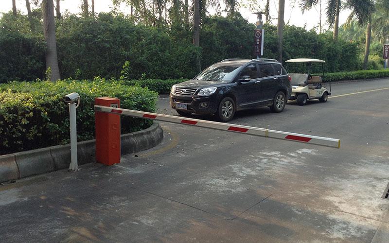 海门停车场系统
